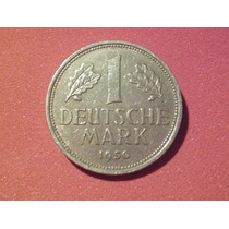 Moeda Deutsche Mark 1980