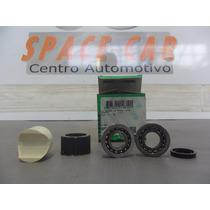 Kit Reparo Rolamento Caixa Direção Fiat Uno Premio Elba 147