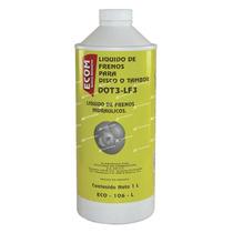 Liquido De Frenos Ecom Disco Tambor Dot3-lf3 1lt Eco106l