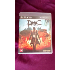 Jogo Dmc Devil May Cry Ps3 Seminovo
