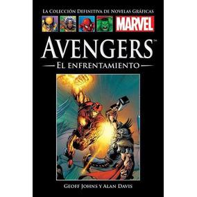 Coleccion Marvel Salvat: Avengers, El Enfrentamiento