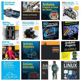 Proyectos Arduino Kit 30 Titulos Formacion Arduinos