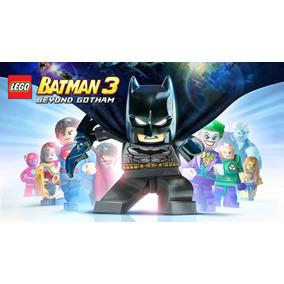 Ps3 Lego Batman 3 Além De Gotham Português A Pronta Entrega