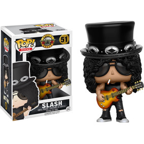 Funko Rocks! - Guns N Roses Slash #51 - Pop Vinyl
