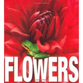 Flowers Minicube Book
