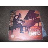 Rabito, Música Romántica En Long Play, Buen Estado