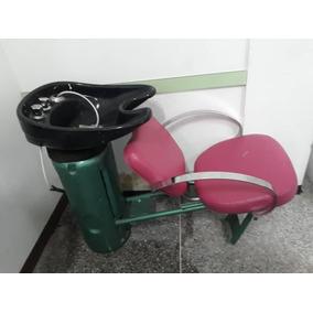 Lava Cabezas,gavetas,silla Etc Todo Para Peluqueria