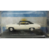Replica Auto Argentino Chevrolet Chevy Ss Coupe1:43 Revista
