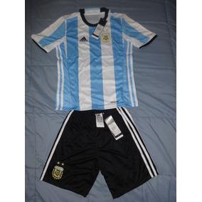 Conjunto Seleccion Argentina Afa Niños