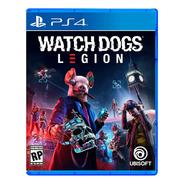 Watch Dogs Legion - Ps4 Fisico Nuevo Y Sellado