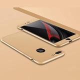 For Iphone 6 - Dorado - 3 En 1 Completo Prote - 552194279157