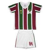Camisa Fluminense Kit Infantil - Futebol no Mercado Livre Brasil 59a3f458dee22