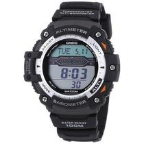 Casio Pro Trek Señores Altímetro / Barómetro Reloj De La C