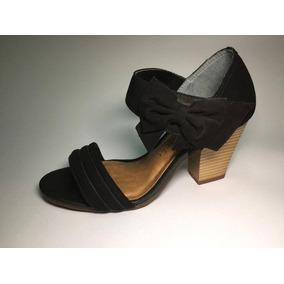 c6fd6cd0c2 Sandalia De Salto Grosso Rosa Cravo E Canela - Sapatos no Mercado ...