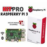 Raspberry Pi 3 B Kit Pro