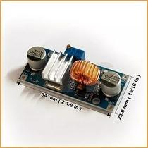 Regulador Tensão Fonte Dc 5a Step-down Painel Solar Arduino