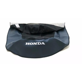 Capa De Banco Honda Biz 100 + 03/05 Preto/cinza Mod Original