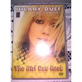 Dvd De Hillary Duff The Girl Can Rock Original