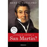 Conoce Usted A San Martin - Rene Favaloro - Nuevo