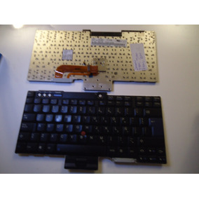 Teclado Usado Para Laptop Lenovo T400,t500,r400,r500