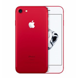 Celular Libre Apple Iphone 7 Plus Rojo 5.5