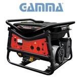 Generador Gamma 3500 Ve 7 Hp Monofásico 3,1 Kva 12 Cuotas