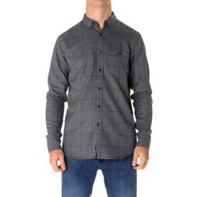 Camisa Manga Larga Billabong Proper Flannel Hombre