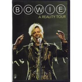 David Bowie Reality Tour Concierto En Dvd