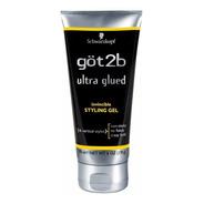 Gel Got2b Ultra Glued Invincible Styling Gel 170g