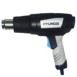 Pistola De Calor Hyundai C Kit Maletin 600º Con Boquillas