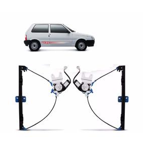 Maquina De Vidro Eletrica Uno 2p C/ Motor 82 A 2014 Par