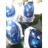 Lote De 4 Torretas Azules Sin Utilizar Precio Refaccionaria