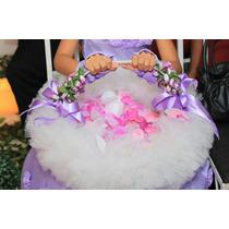 Cesta Decorada Para Casamento/florista