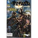 A Sombra Do Batman 28 Os Novos 52 - Bonellihq Cx84 K17