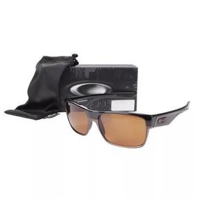 864c64947cb0e Oculos Oakley Two Face Polarizado Marrom - Óculos no Mercado Livre ...