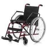 Cadeira De Rodas Cantu Ad Vinho Jaguaribe