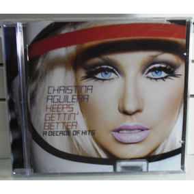 Cd Christina Aguilera Keeps Gettin