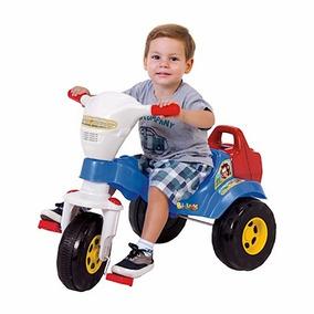 Velocípede Infantil Com Empurrador Barato Meninos Bichos3512