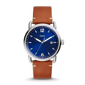 Fossil Fs5325 Reloj The Commuter Para Hombre, Análogo, Redon