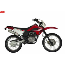 Moto Shineray Xy200gy-9 Color Negro Año 2016