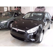 Fiat Grand Siena Attractive 1.4 2017 Negro Naftakpm