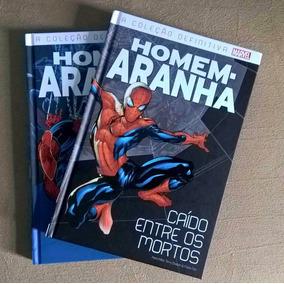 Coleção Definitiva Homem Aranha Ed 1 E 2