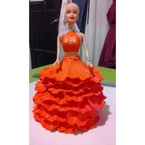 Muñecas En Gomas Eva Diferentes Modelos Y Colores A Elejir
