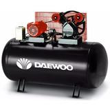 Compresor Aire Industrial Daewoo Dac400c Trifasico 10hp 350l