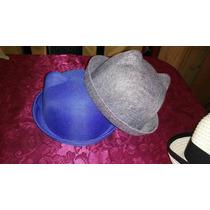 Sombrero Orejas De Gato