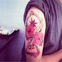 Tatuagem Temporaria Rena A Prova Dágua Durável