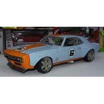 1:18 Chevrolet Camaro 1968 Gulf Street Fighter Gmp