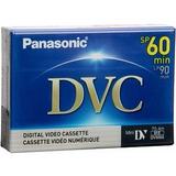 Cinta Cassette Mini Dv Dvc Panasonic Japón,