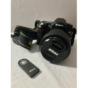 Nikon D80 + Lente 18 - 105mm + Bateria Extra