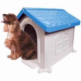 Casa Casinha Plástica Desmontável Nº3 Pet Cães Cachorro